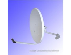 Offset Satellite Antenna
