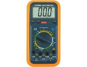 VC9806 3 1/2 Digital Multimeter