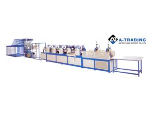 Paper Protector Production Line/Paper Protector Machine (ZJK-120C)
