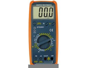 Digital Multimeter - DT8200C 3 1/2