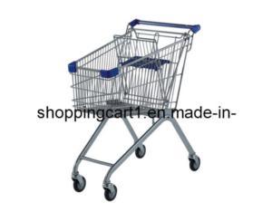 European Style Shopping Cart (XYT-90)