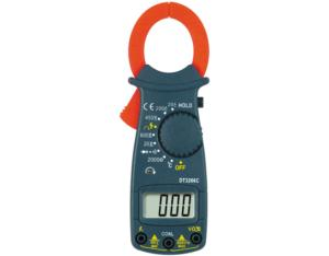 1/2 Digital Clamp Meter (DT3266D DT3266C)
