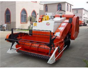Full-Feed Combine Harvester (4LL-1.8 )