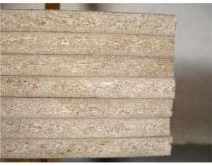 Raw Particle Board