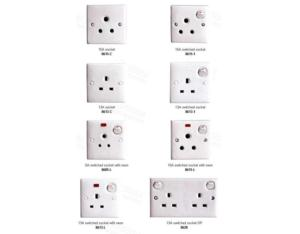 Name: Wall Switches  Item: C series