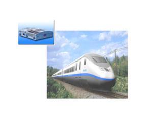 "Air-conditioning unit for ""Blue Arrow"" 200km/h EMU Train"