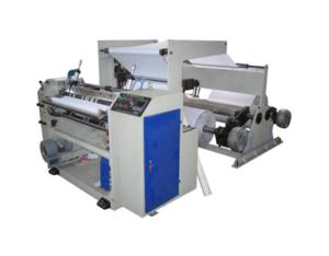 Double Layer Thermal Paper Slitting Machine