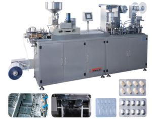 DPP-250E AL-Plastic(Al/Al)Automatic Blister Packing Machine