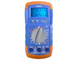 3 1/2 Digital Multimeter (A830L)