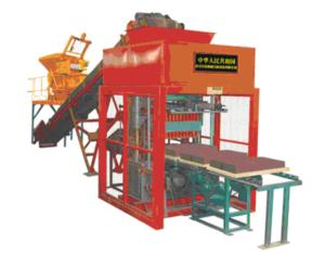 Complete Unit of Brick Making Production Line