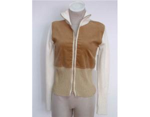 Woolen knitted