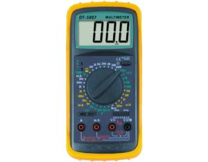 DT5807 3 1/2 Digital Multimeter