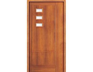 Wood Door With Nature Wood Veneer