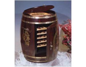 Cigar Humidor (Solid Wood)