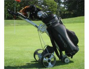 106E Electric Golf Caddy