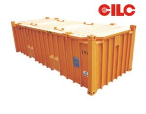 "ISO Container (20"" Open Top)"