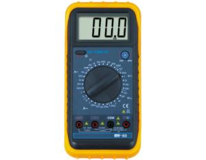 MY60 3 1/2 Digital Multimeter