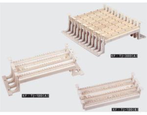 KF.TJ -- frame loaded patch rack