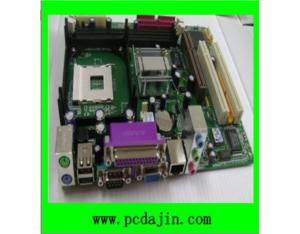 Computer Mainboard 845-478 (845G V122)