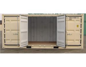 20' Standard W/Side Doors