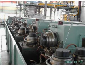 Two-Roller Copper Rod Continuous Casting and Rolling Line TYPE UL+Z-1900+310/2+250/8