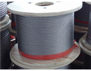 7x19 S. S. Wire Rope (AISI304, 316)