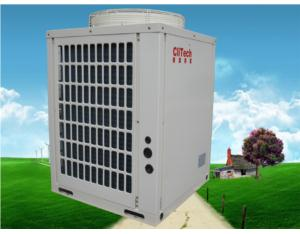 Air to Water Heat Pump (High - Temperature 70 Degrees) (CAR-12HB)
