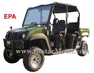 500CC 4-seater 4 X 4 Utility Vehicle EPA (UV-500-4)