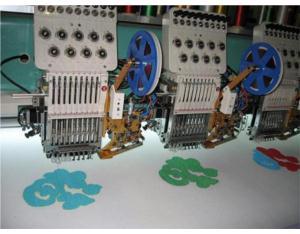 RP Lock Stitch Chenille Machine
