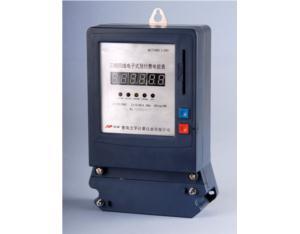 Three Phase Static Prepaid Energy Meter (DTSY3699)