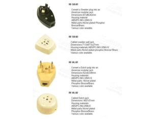 Name: Connector  Item: Global Tel Accessories-P2