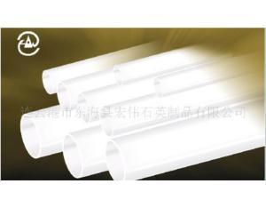 Milky White Quartz Rod