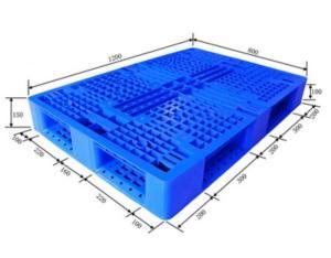 Plastic Pallet (RTC-G1210)