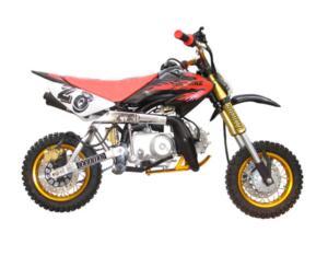 EEC/EPA/DOT Motorcycle (BD110GY-A)