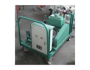 LJ series SF6 gas simple filling and draining equipment