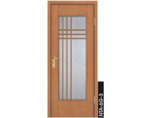 Wood Door (NTA-6G-3)