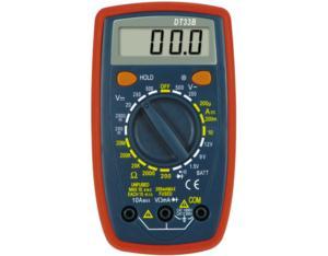 Digital Multimeter DT33B 3 1/2