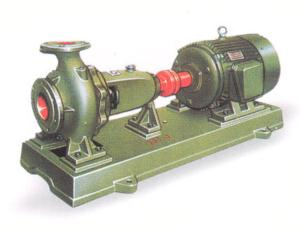 Water pumping set