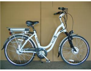 Electric Bicycle/ City Electric Bike Deb-0012