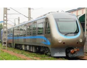 1M1T Stainless Steel Urban Transit LRVs