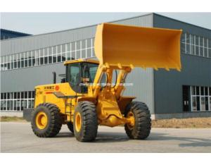 Wheel Loader W156 with Cat Engine