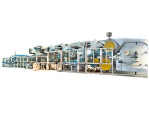 Full-Automatic Adult Diaper Machine (RL-CNK-100)