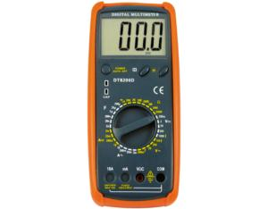 3 1/2 Digital Multimeter (DT8200D)