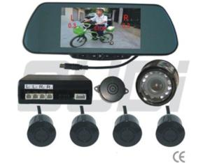Phonic Parking Sensor with Camera and Buletooth (FD88A)
