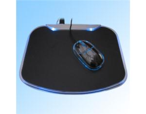 Flashing Mouse Pad with 4 Us Hubs (GCL-200)