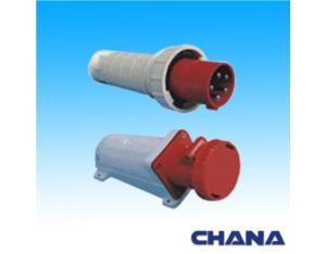 Industrial Plug and Socket (HT-..)