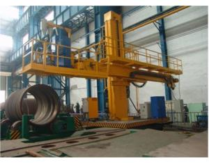 Narrow Gap SAW Welding Machine of Shanghai Boiler Works