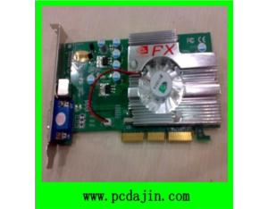 Video Card (FX5200 128M 64BIT DDR)