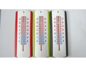 Plastic Thermometer (ZLS-022)