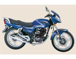 Motorcycle  TM125-26